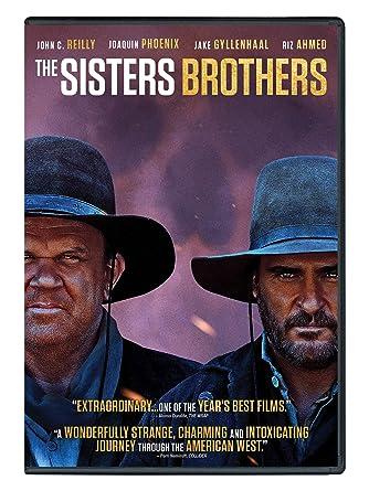 1d90a91b2 Amazon.com: Sisters Brothers: John C. Reilly, Joaquin Phoenix, Jake ...
