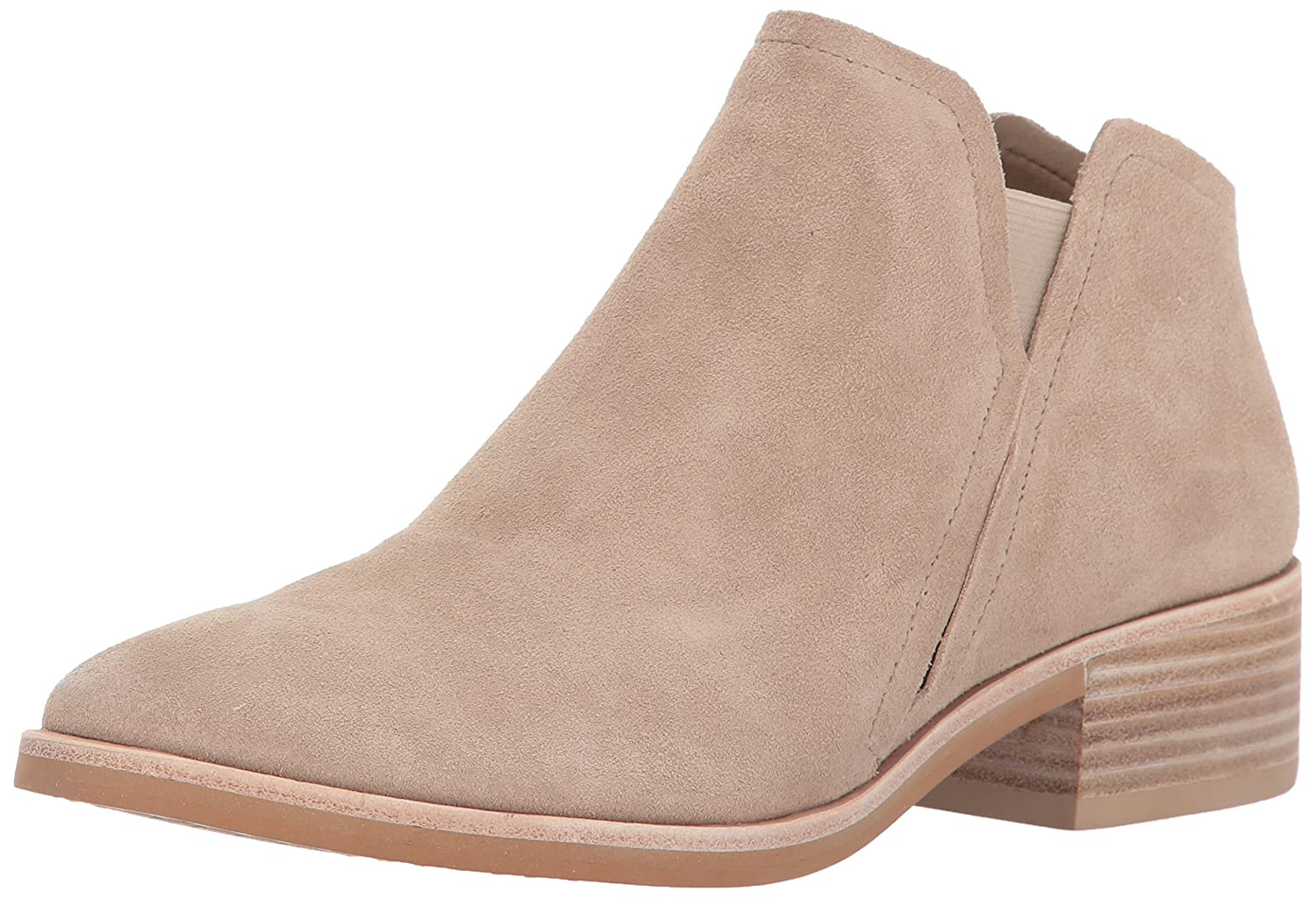 Dolce Vita Women's Tay Ankle Boot B06XGMZG6B 8.5 B(M) US|Sand Suede