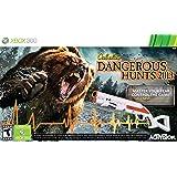 Cabela's Dangerous Hunts 2013 with Gun - Xbox 360
