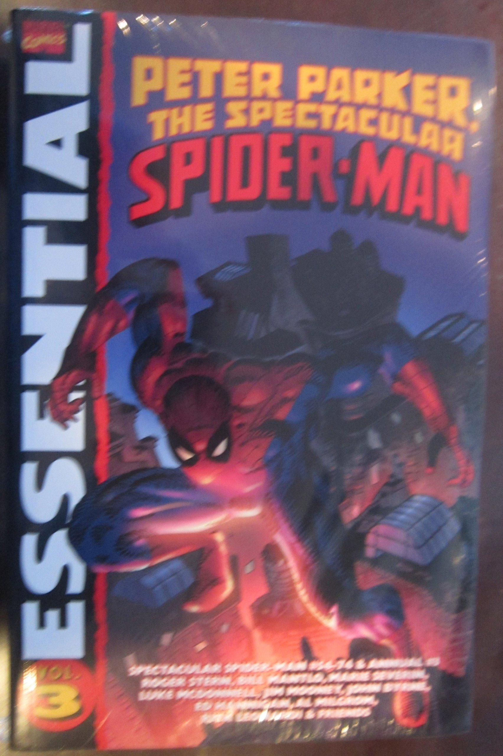 Download Essential Peter Parker, the Spectacular Spider-Man Vol. 3 ebook