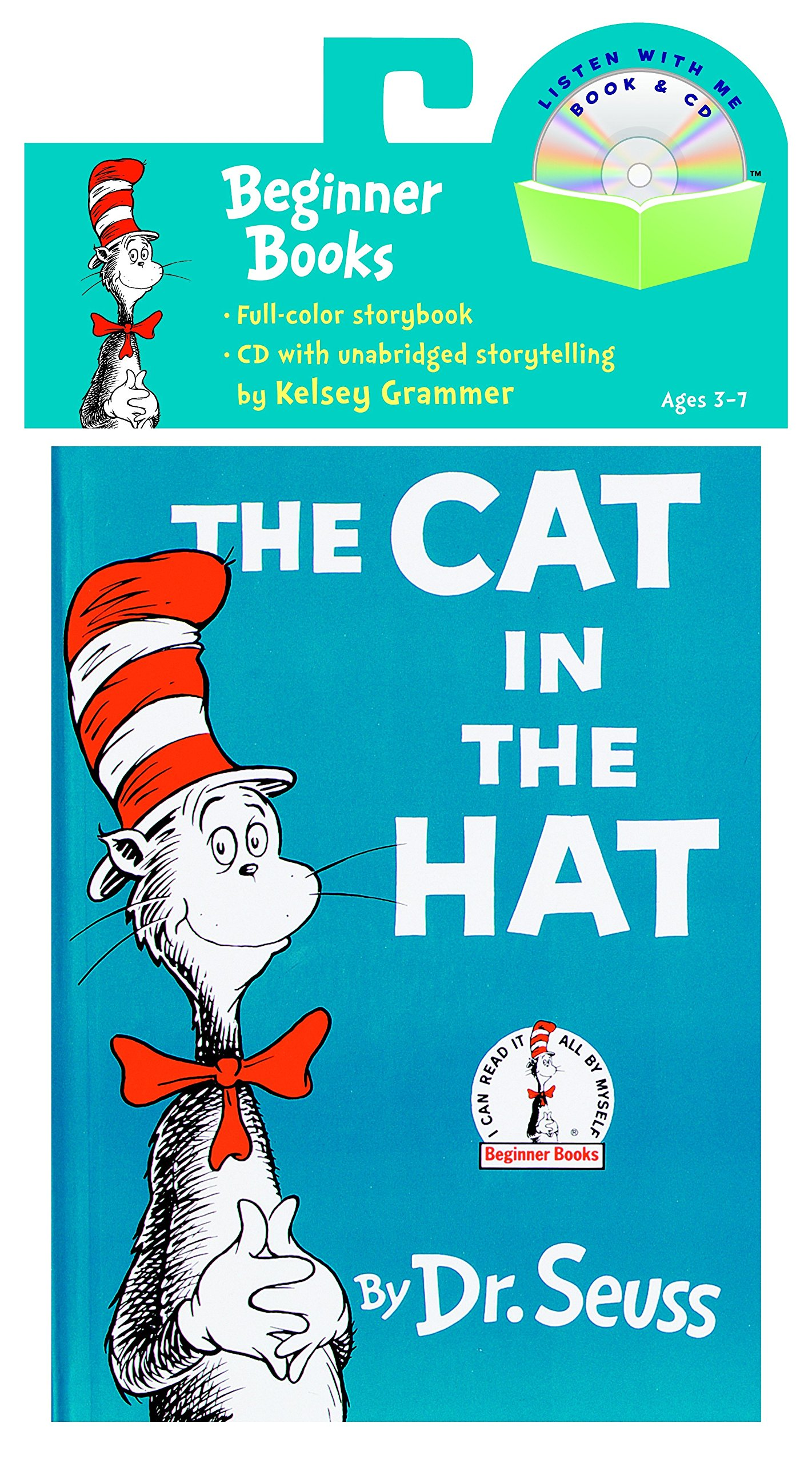 Amazon CAT IN THE HAT BOOK 9780375834929 Dr Seuss Books