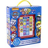 Nickelodeon - Paw Patrol Me Reader Electronic Reader and 8 Sound Book Library - PI Kids