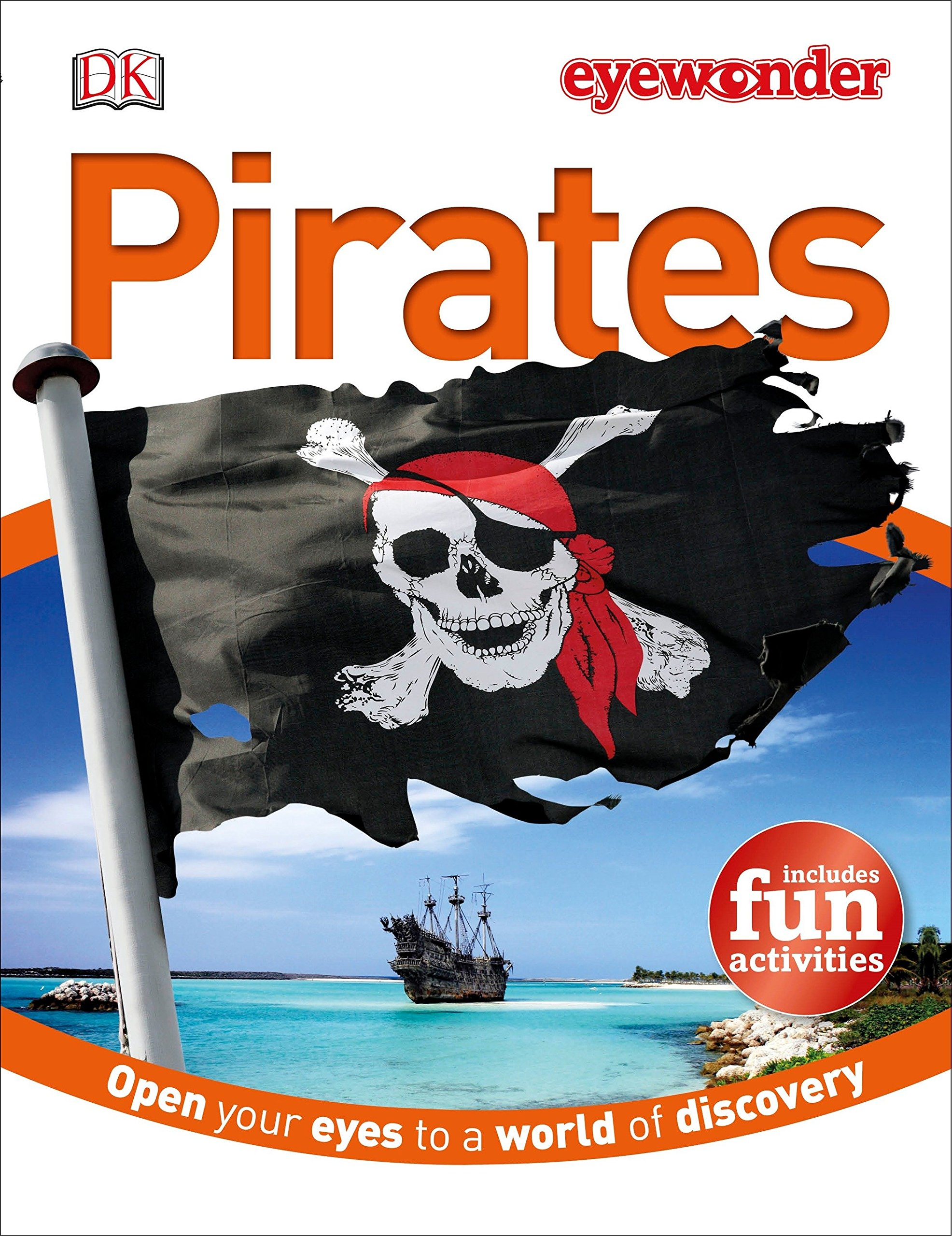 Read Online Eye Wonder: Pirates ebook