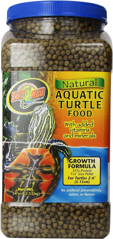 Croci 40005048 Alimentos Tortugas Acuáticas Naturales Crescita