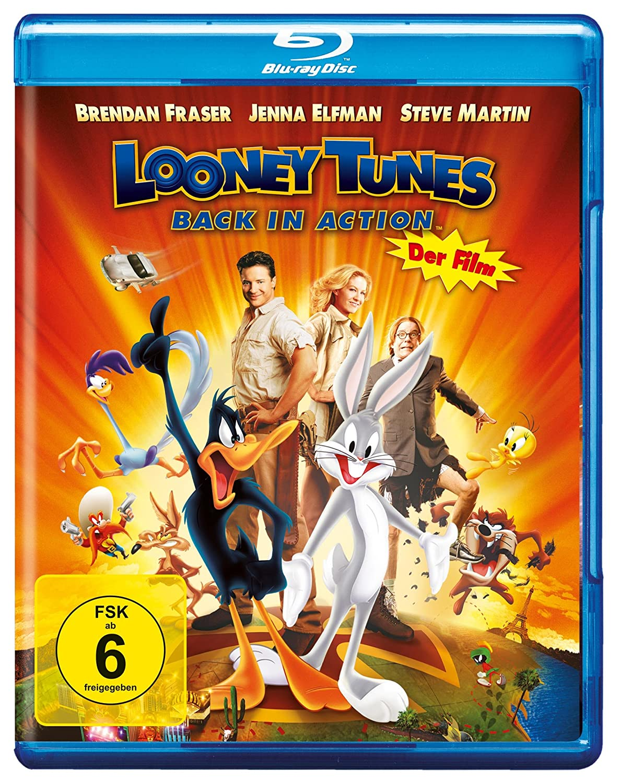 Looney Tunes - Back in Action [Blu-ray]: Amazon.de: Timothy Dalton ...