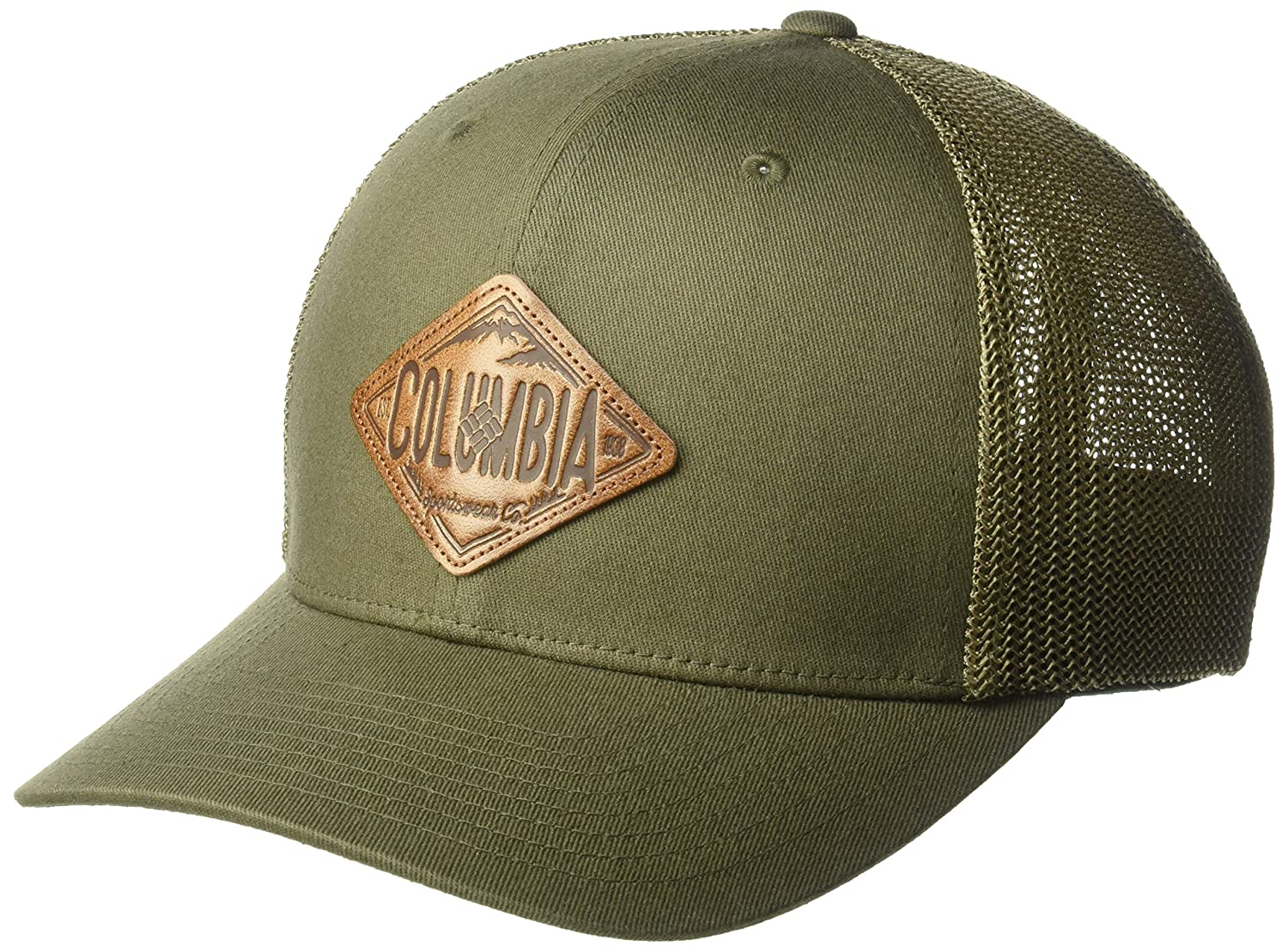 9ec2f763b0d Columbia Men s Rugged Outdoor Mesh Hat at Amazon Men s Clothing store