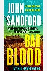 Bad Blood (A Virgil Flowers Novel, Book 4) Kindle Edition