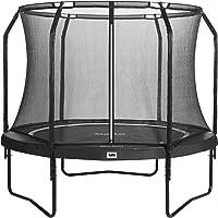 Salta 6 ft 183 cm Premium Edition Combo trampoline (zwart)