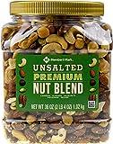 Member's Mark Unsalted Premium Nut Blend, 36 oz