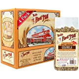Bob's Red Mill Apple Cinnamon Granola, 12 Ounce (Pack of 4)