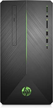 HP Pavilion Gaming Desktop (Quad Ryzen 3 2200G / 8GB / 1TB / 4GB Video)