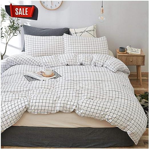 Amazon Com Yzz Collection Queen Bedding Duvet Cover Set Premium