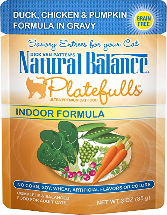 The Best Grain Free Wet Cat Food Natural Balance