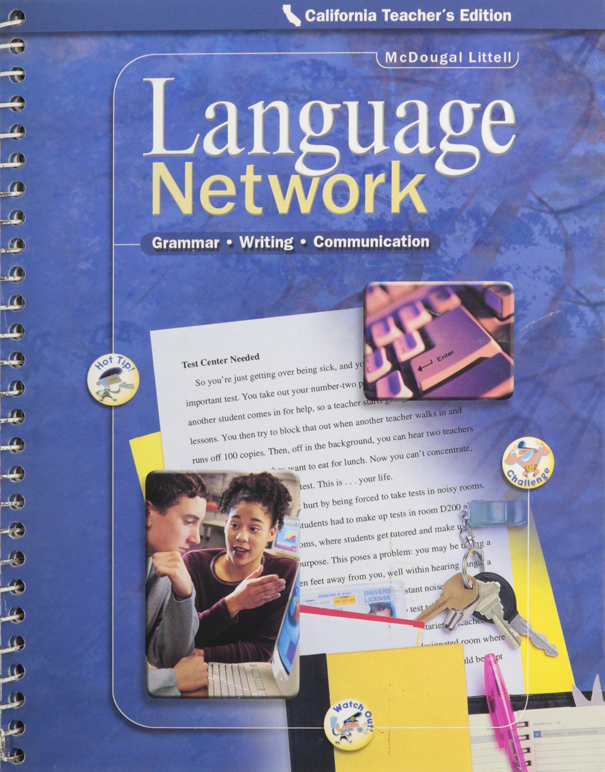 Read Online Language Network: California Edition pdf