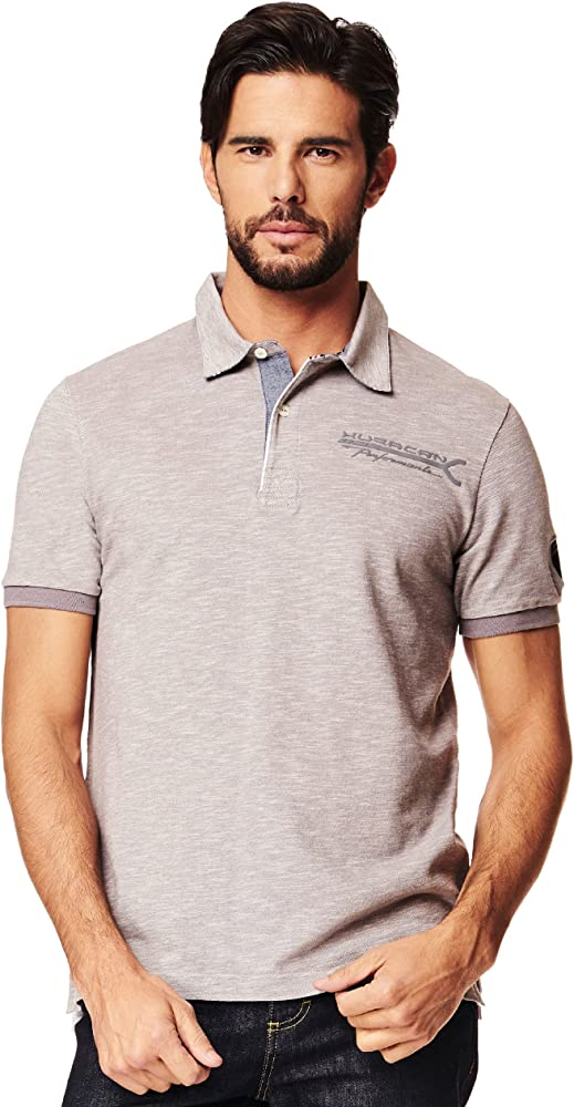 Automobili Lamborghini Hombre Huracán Performante Polo Shirt Grey ...