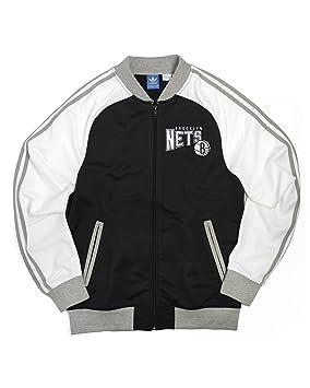 De Chándal Hombre Nets Adidas Nba Brooklyn Chaqueta Para La 8YExvqxwA