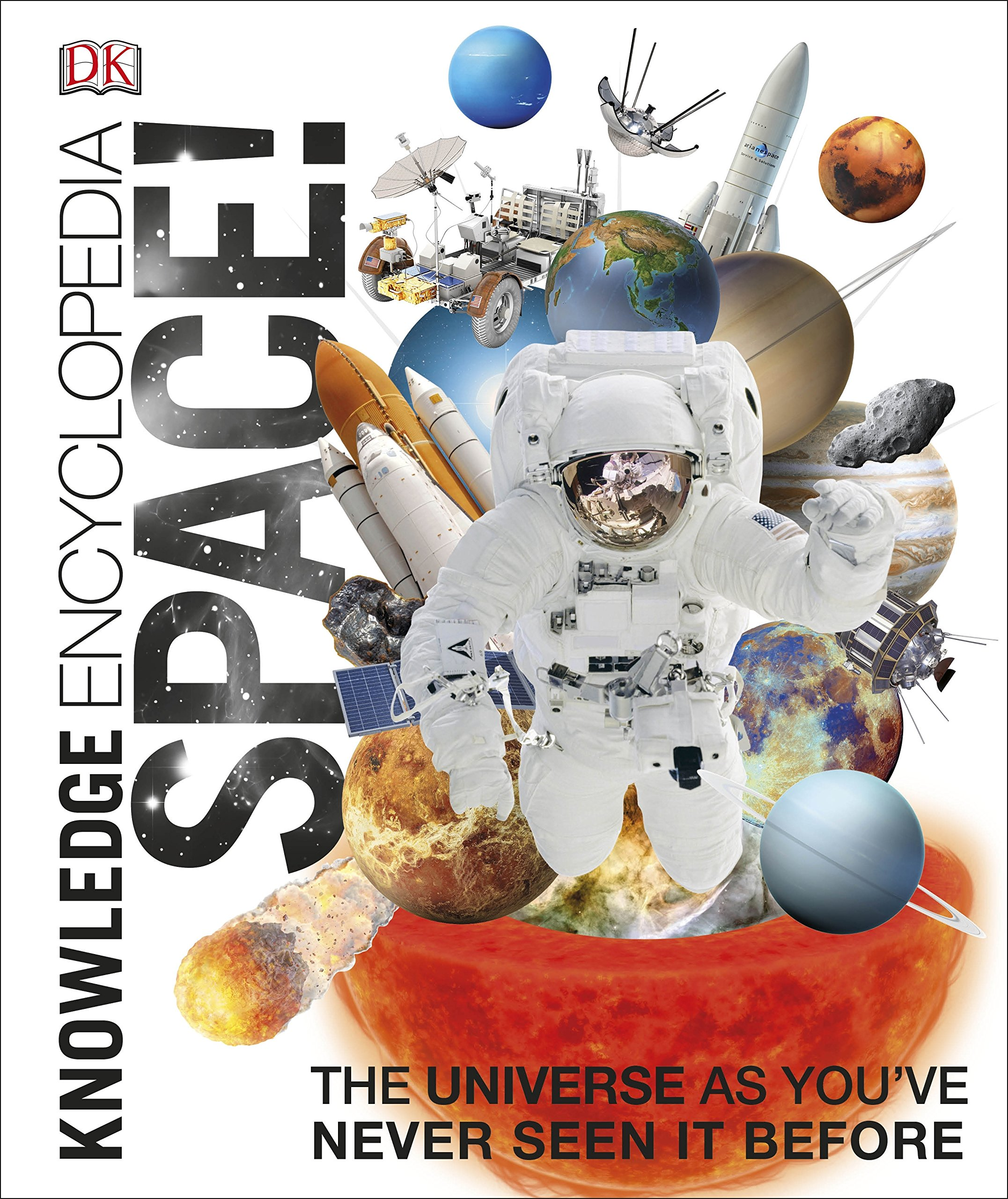 knwledge encyclopedia space book in free download