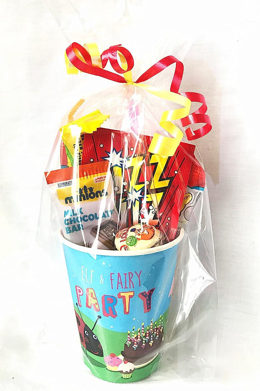 Ben & - Bolsas de fiesta prerellenas para niños, diseño de ...