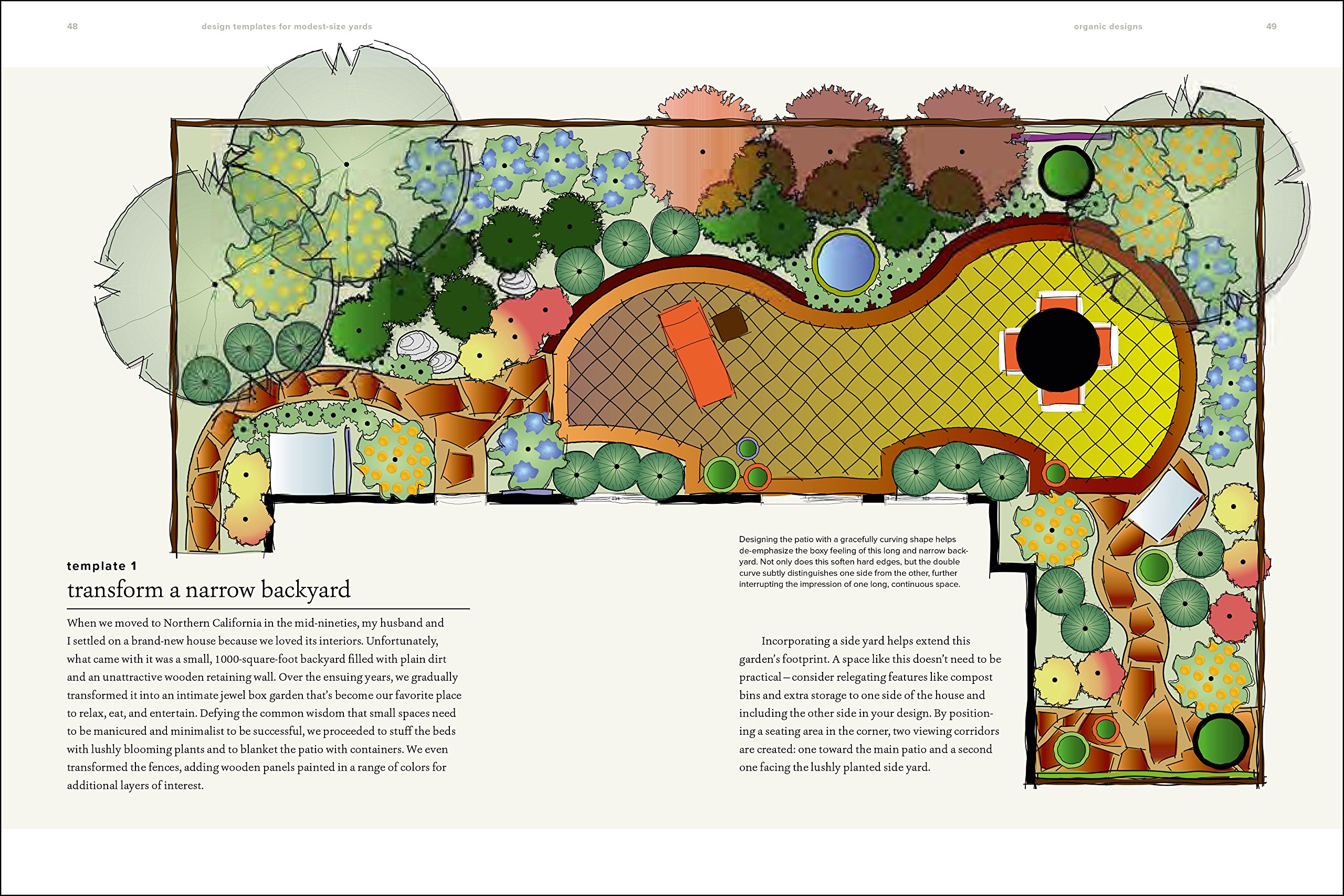 The Less Is More Garden: Big Ideas for Designing Your Small ... Narrow Back Garden Designs on narrow perennial garden, cold garden design, narrow garden arbor, clean garden design, narrow backyard garden, small garden design, purple garden design, traditional garden design, cheap garden design, narrow garden pathways, narrow garden landscaping, narrow garden plan, narrow japanese gardens, average garden design, white garden design, narrow herb garden, narrow garden bed, peach blue garden design, happy garden design, narrow garden spaces,