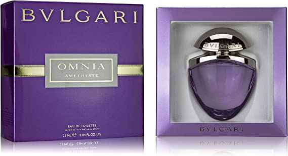 Bvlgari - Omnia Amethyste Woman - Eau de toilette - 65 ml: Amazon.es: Belleza
