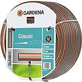 Gardena 18010-20 SchlauchClassic, Hochwertiges Gewebe, UV beständig, kürzbar (Schlauchlänge: 50m, Schlauchdurchmesser: 13mm, Berstdruck: 22 bar, ohne Schlauchstück)