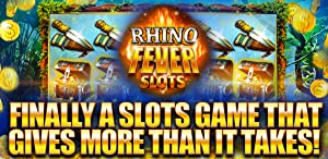 Rhino Fever™ Slots Casino by Interlab Arts Ltd