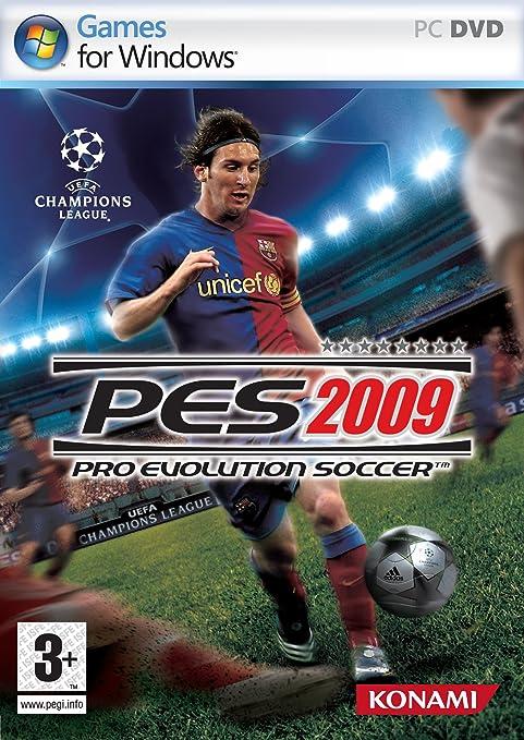 Resultado de imagem para Pro Evolution Soccer 2009 pc