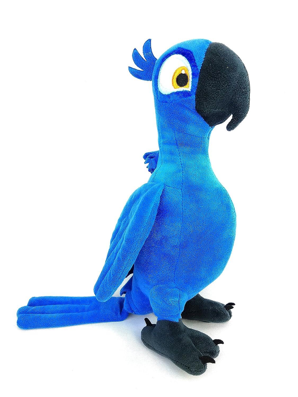 Amazon kohls cares rio 2 blu bird plush stuffed animal amazon kohls cares rio 2 blu bird plush stuffed animal toys games voltagebd Choice Image