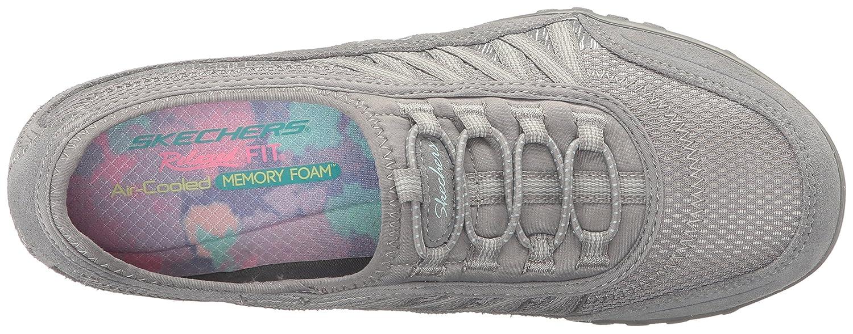 Skechers Women's Breathe 8.5 Easy Point Taken Sneaker B01K4H7I9Y 8.5 Breathe B(M) US|Gray 2ae483