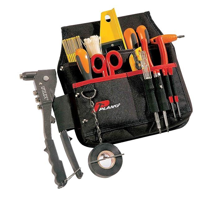 Plano 535TB - Bolsa para electricista en tejido especial reforzado   Amazon.es  Bricolaje y herramientas 7e3fee848d4b
