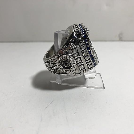 Eli Manning #10 New York Giants NY High Quality Replica 2007 Super Bowl SB XLII Ring Size 11