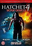 Hatchet 4: Victor Crowley [DVD] [2018]