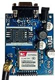 Easy Electronics SIM900A GSM Modem With SMA Antenna (GSM Module)