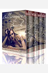 Billionaires on the Beach: The Complete Collection (Books 1-4) Kindle Edition