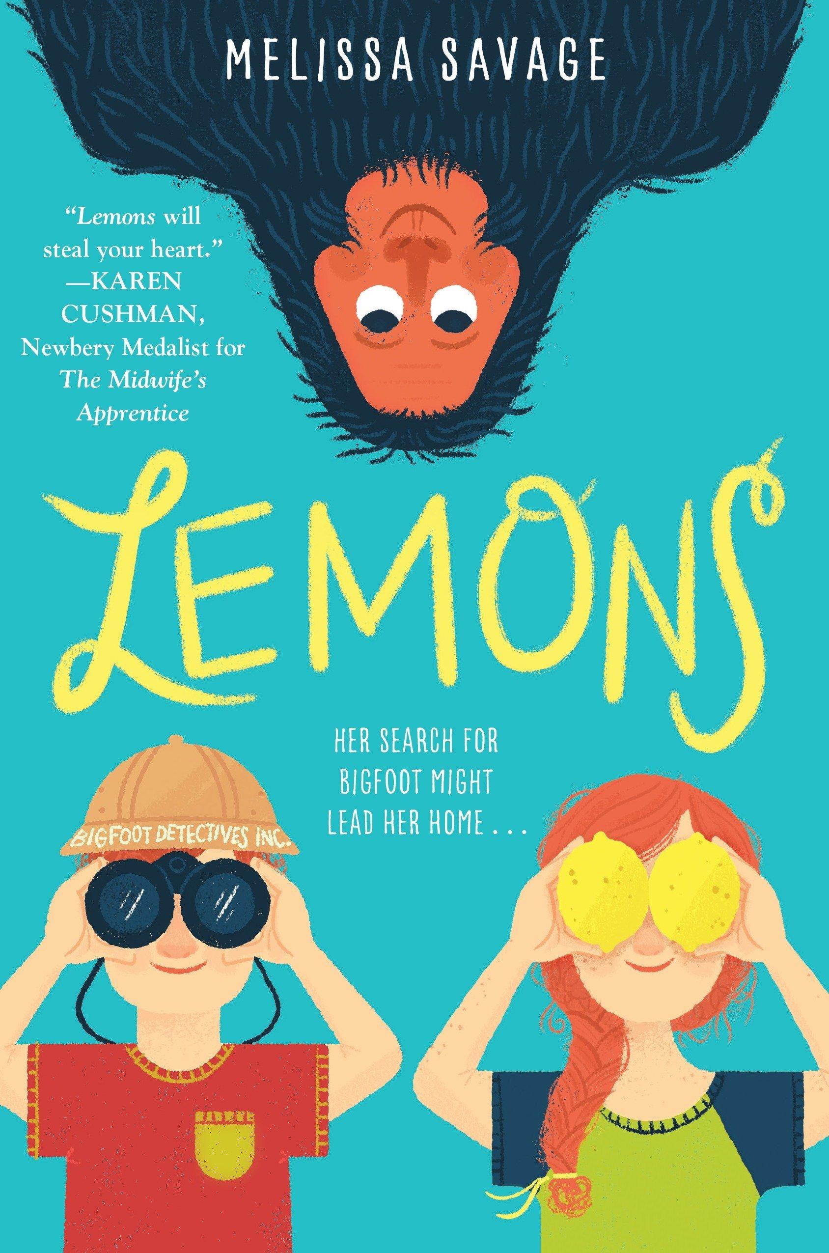 Lemons: Savage, Melissa: 9781524700126: Amazon.com: Books