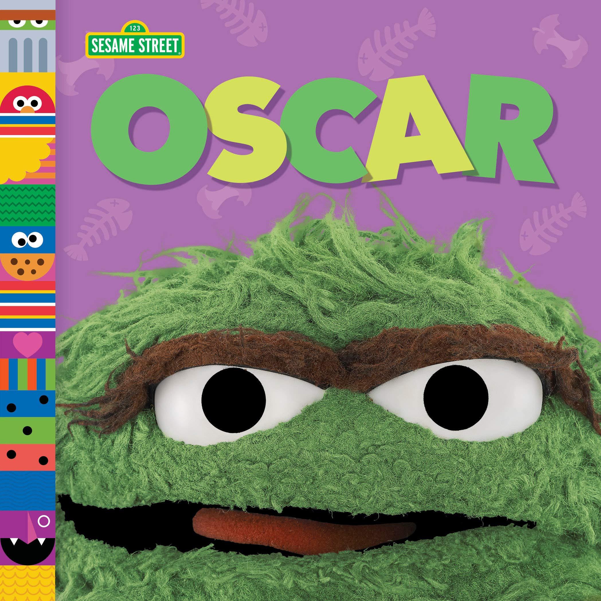 "Details about  /New 15/"" Adult Oscar Grouch Green Sherpa Socks Sesame Street Soft w// Tread Bottom"
