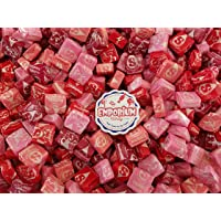 Starburst Fave Reds - Strawberry Watermelon Fruit Punch Cherry FaveReds - 1.5 lbs of Delicious Assorted Bulk Wrapped Candy with Refrigerator Magnet