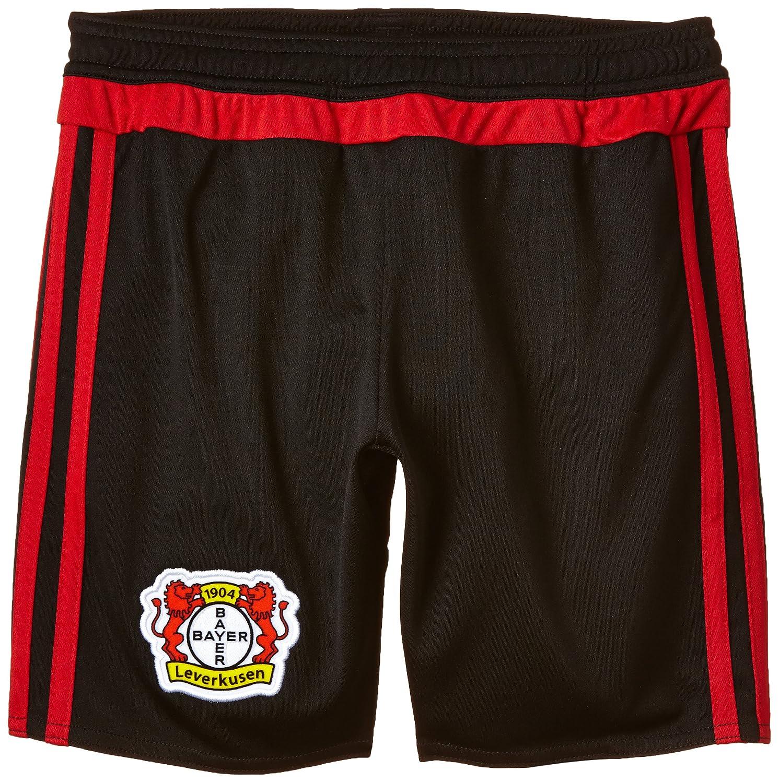 adidas Bayer 04Leverkusen Home pantaloncini da bambino 899987
