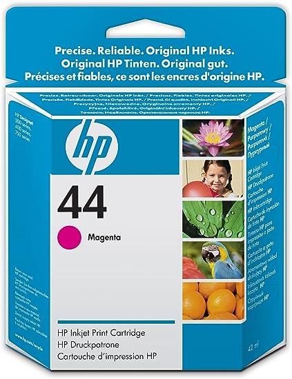 HP 51644ME - Cartucho de Tinta, Magenta: Amazon.es: Oficina y ...