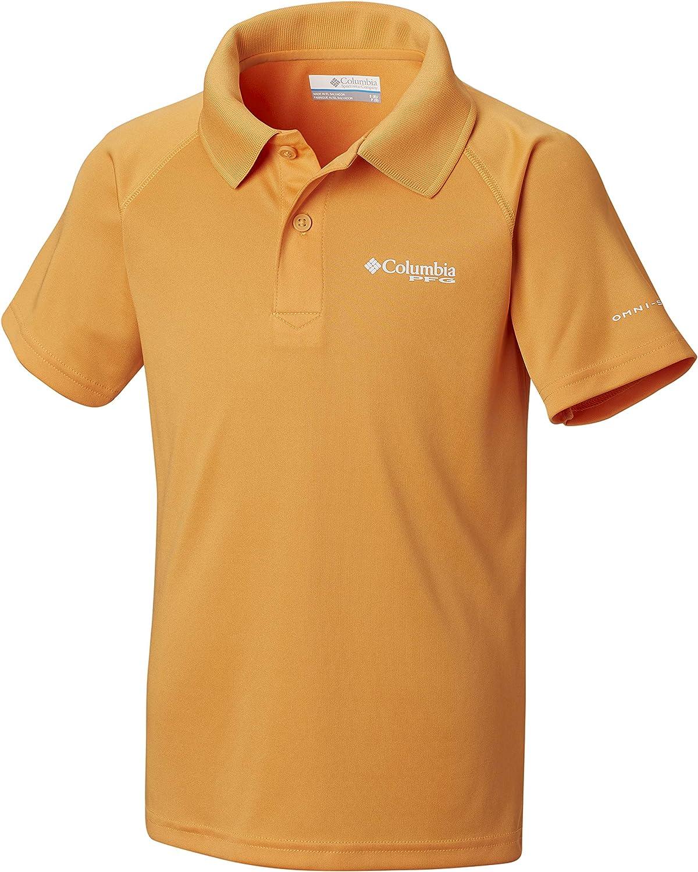 Columbia Boys Terminal Tackle Polo Shirt