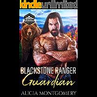 Blackstone Ranger Guardian: Blackstone Rangers Book 5 book cover