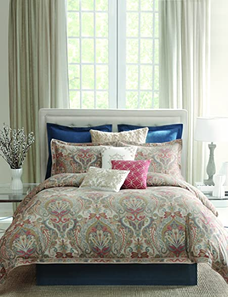 Modern Living Tillery Comforter Set, Queen