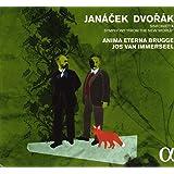 Janacek : Sinfonietta, op. 60 - Dvorak : Symphonie n° 9 en mi mineur, op. 95 « Du Nouveau Monde »