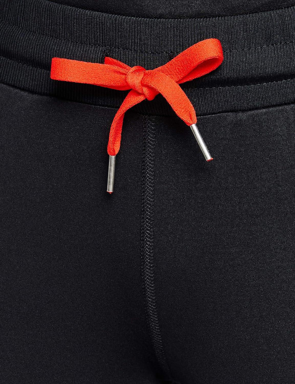 Nero AURIQUE SFP1-L9 Leggings Black//Sport Red Marchio 50