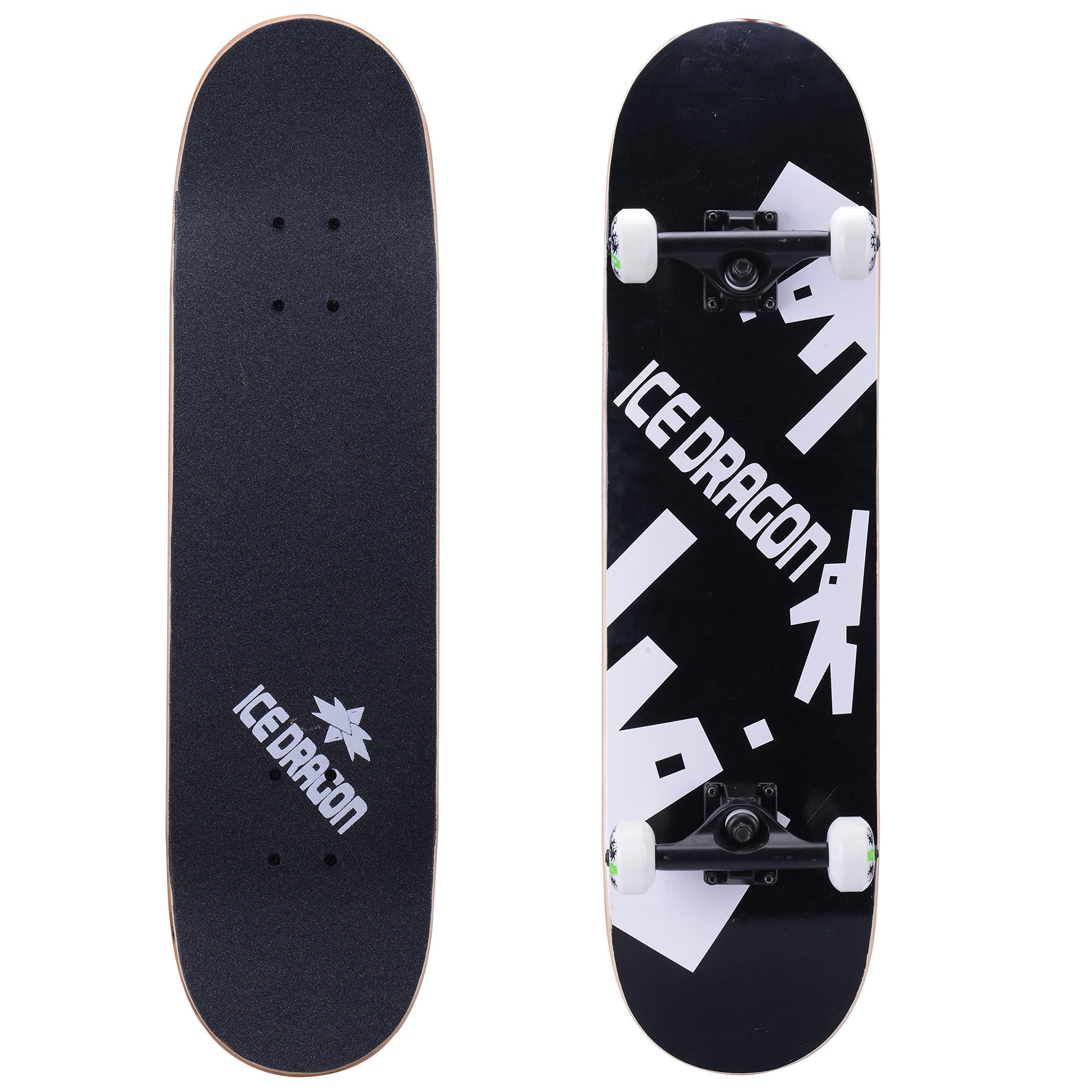 Ice Dragon 31''x8'' Pro Skateboards Complete