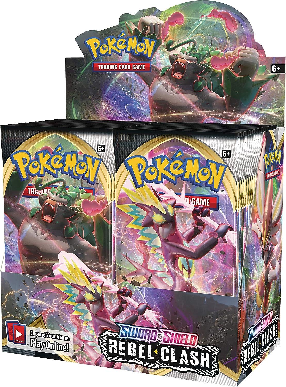 Pokemon TCG: Pantalla de Refuerzo de Espada y Escudo: Amazon.es: Juguetes y juegos