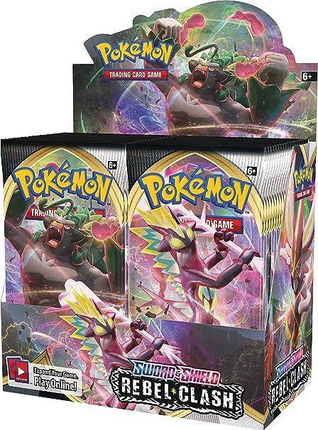Pokemon 101 Card Bundle Complete Common//Uncommon Set MINT Rebel Clash