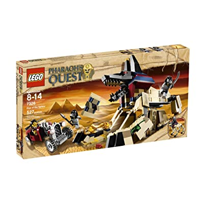 LEGO Pharaoh's Quest Rise of the Sphinx 7326: Toys & Games
