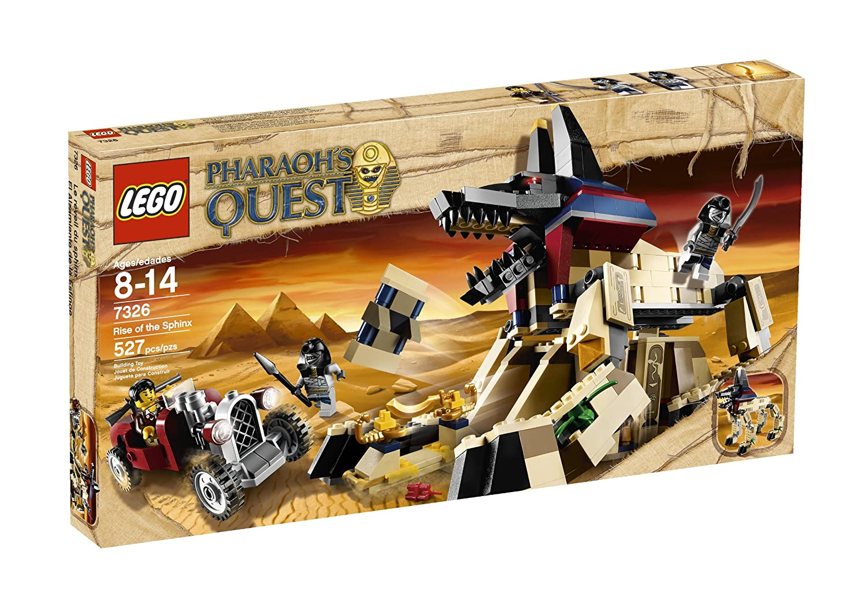 LEGO Pharaoh Pharaoh Pharaoh Quest Rise Of The Sphinx 7326 non-release in Japan (japan import) 2e1544