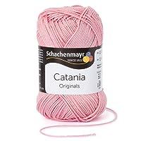 Schachenmayr Catania 9801210 Handstrickgarn, Häkelgarn, Baumwolle, Colour Different